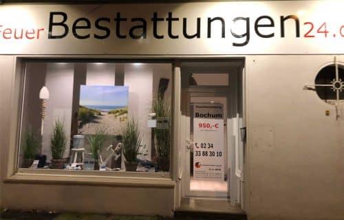 Beratung im Büro Bochum