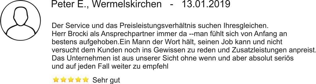 Bewertung von Feuerbestattungen24.de