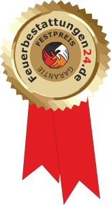 Festpreisgarantie bei Feuerbestattungen24.de